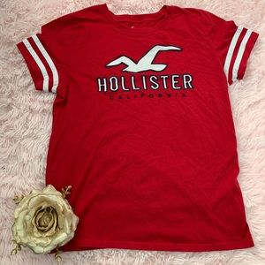 Hollister slim tee